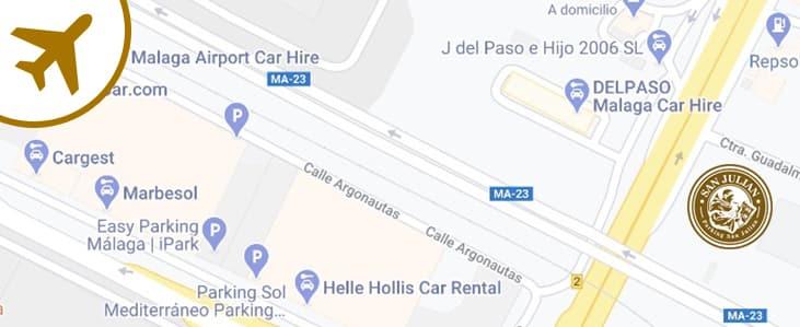 Parking San Julian